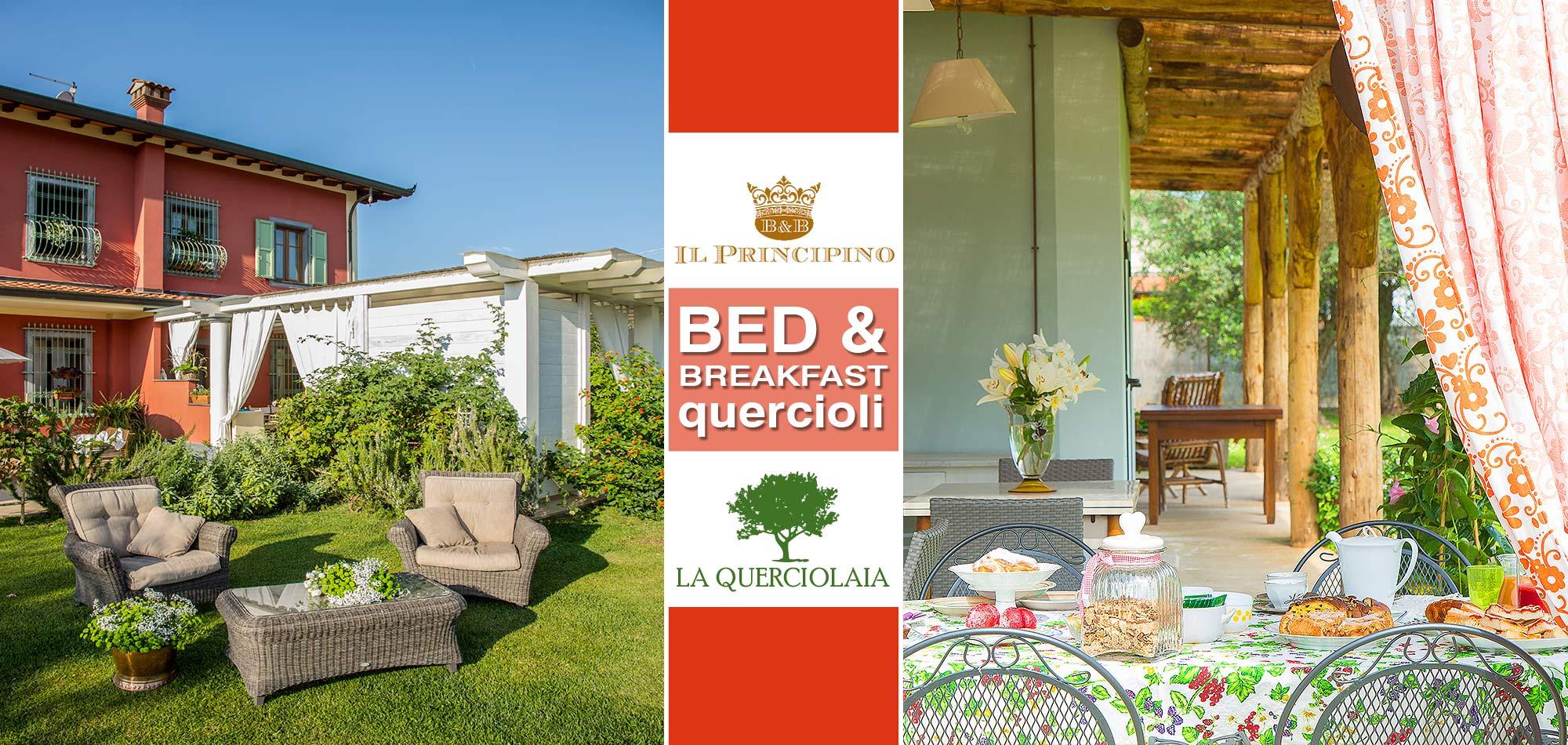 Bed & Breakfast quercioli Il Principino e la Querciolaia